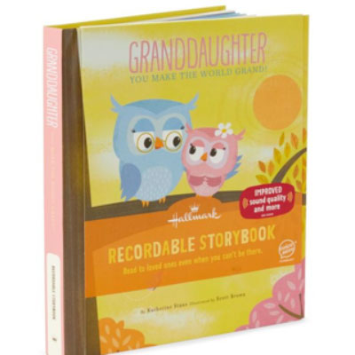 recordable childrens books