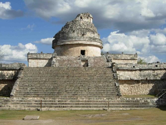 El Caracol, Chichen Itza, Mexico