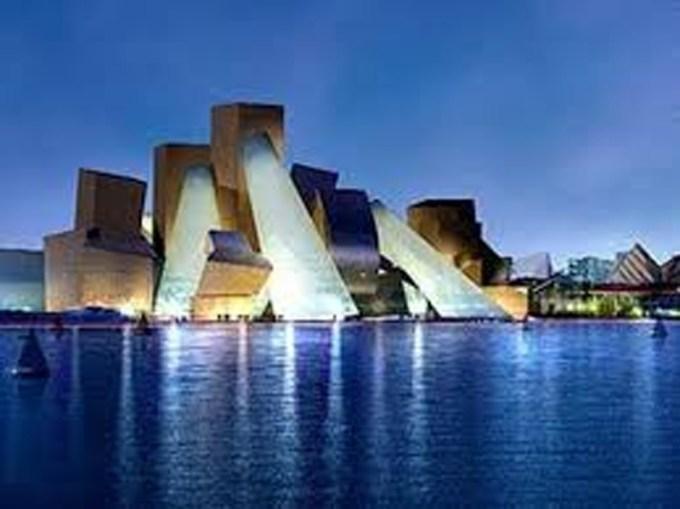 Guggenheim's Frank Gehry, Saadiyat Island