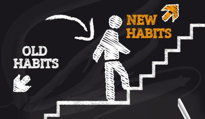 Forming new habits