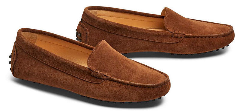Orange Cat Eyes Mens Womens Comfortable Stylish Casual Driving Loafer Shoes