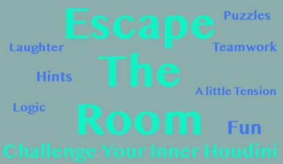 Escape the room adult game