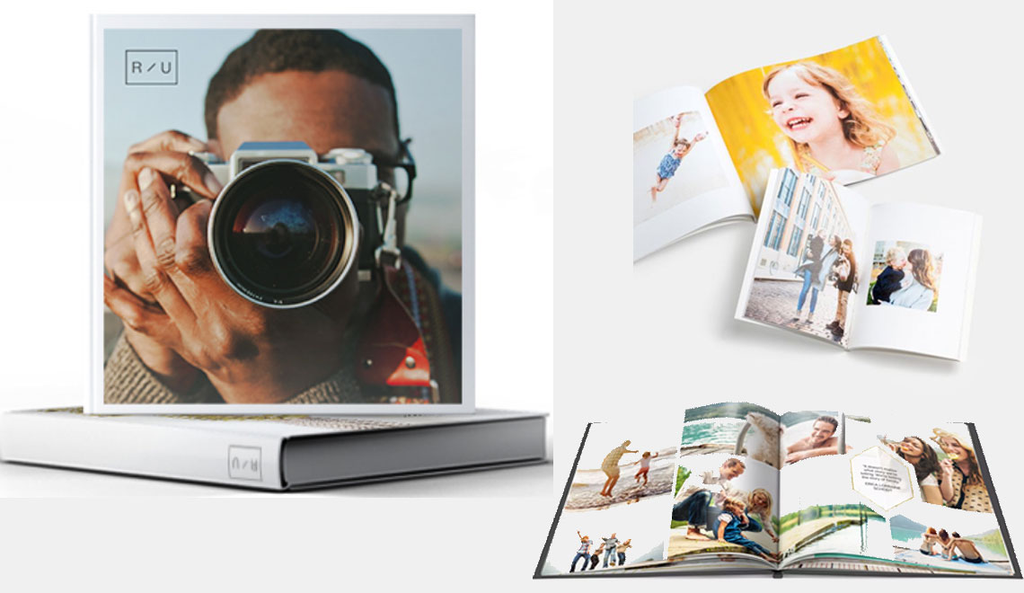 high quality photo albums