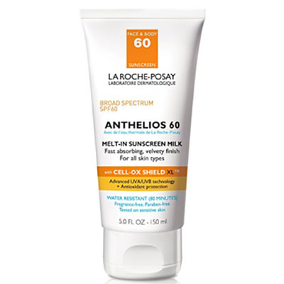 Skin cancer prevention LAROCHE-POSAY