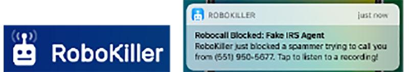 Stop Robocalls with RoboKiller