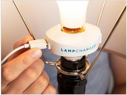 Lamp Charger USB Charger