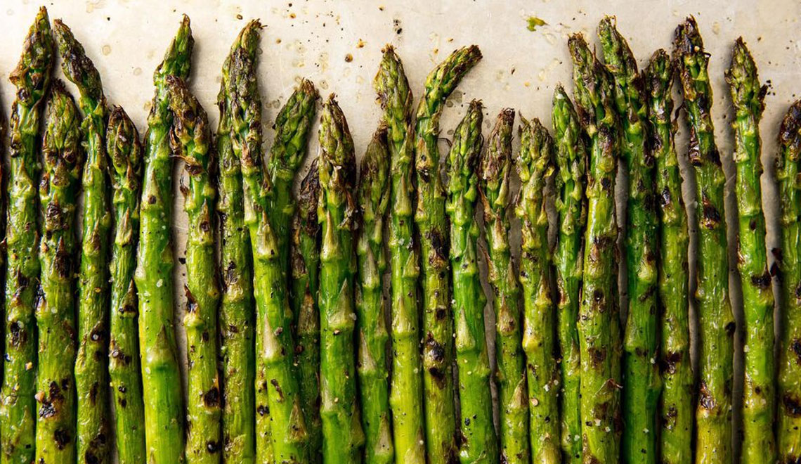 Asparagus Recipes Which Elevate those Slender Spears
