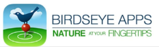 resources for birders birdseye apps