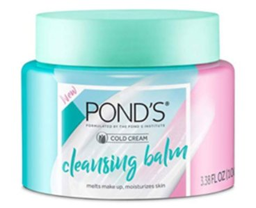 Ponds cleansing balm