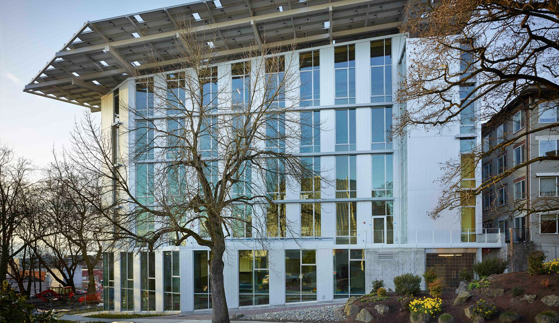 zero energy building Bullitt Center