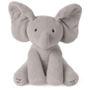 Gund Elephant sofft gifts for kids 2019