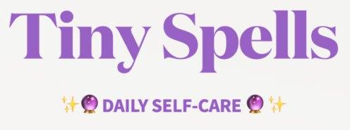 tiny spells friday bulletin