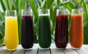 organic cold pressed juices