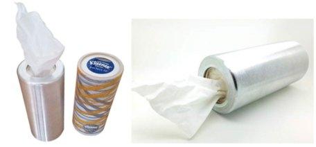 Kleenex Cylinders