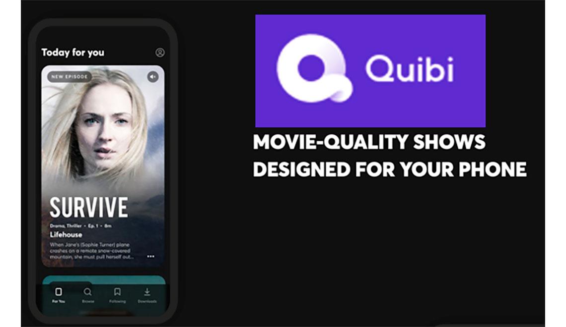 Quibi App