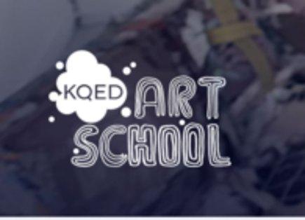Quarantine entertainment KQED art school