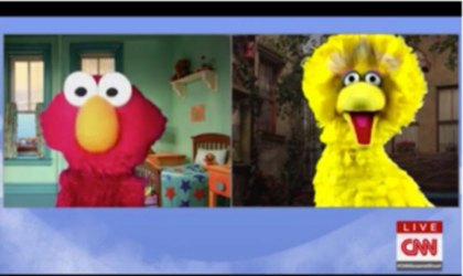 Quarantine Entertainment #13 Sesame Street