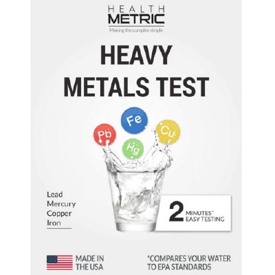 Heavy Metals Water Test