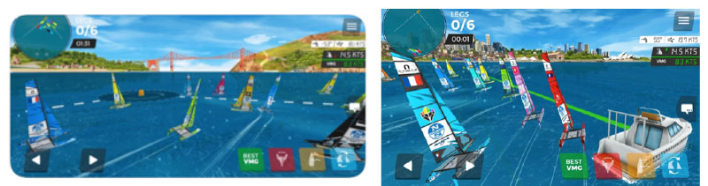 Virtual Regatta Games