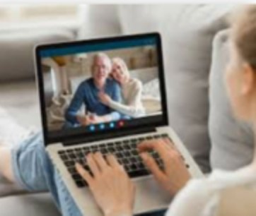 Connect with older family