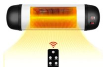 outdoor infrared heater for safe entertaining