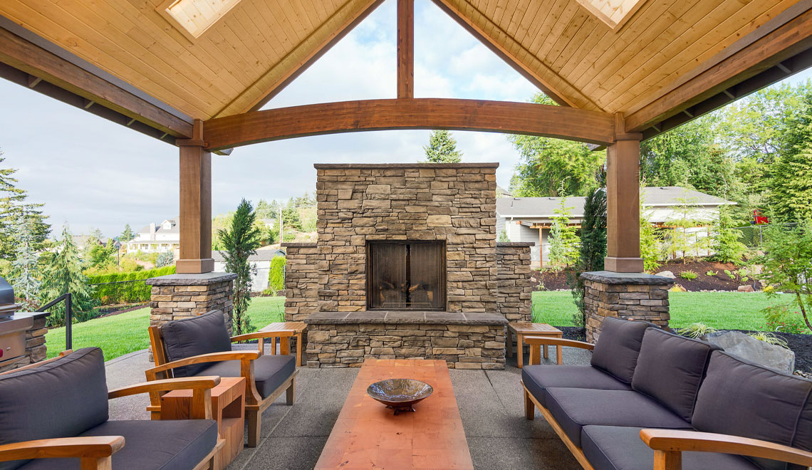Extending the Warmth of Summer for Safe Entertaining