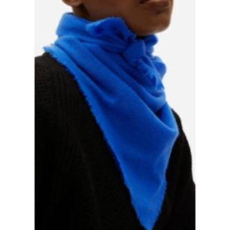 Everlane's silk cashmere scarf