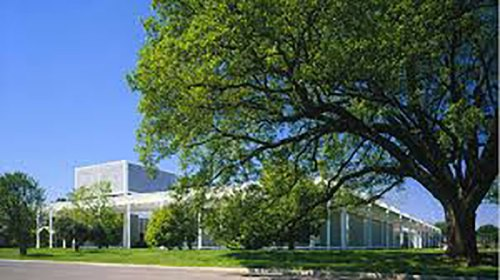 Renzo Piano – Menil Collection