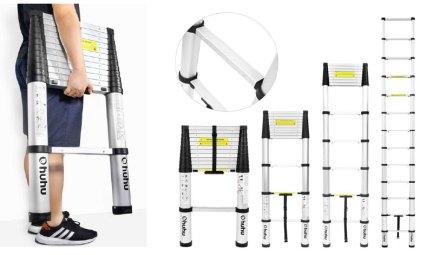 Beond Oprah's list telescopic ladder