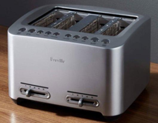 Breville 4-Slice SmartToaster