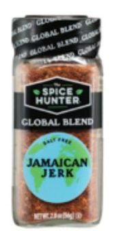 Cooking with spices Jamaican Jerk
