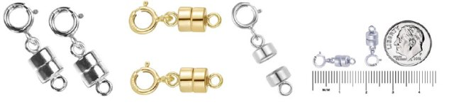 magnetic clasps for jewelry
