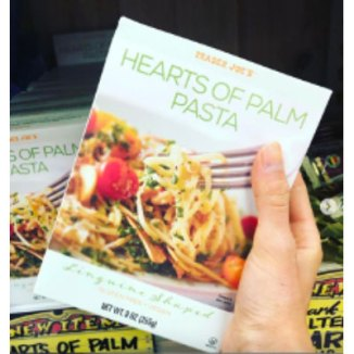 Food Trends Hearts of Palm Pasta