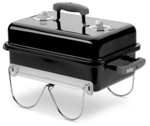 charcoal portable grill - weber