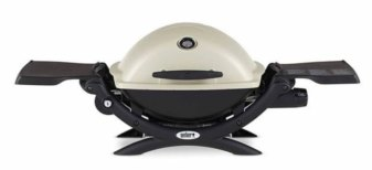 Weber Q1200 table top grill