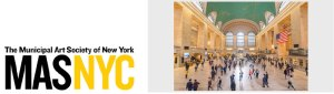 Logo for Municipal Art Society of NYC