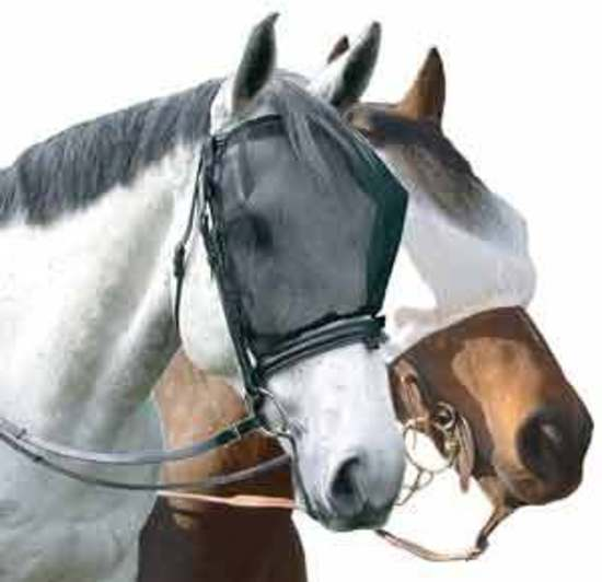 Cavallo Simple Ride Horse Fly Mask Ride Fly Free