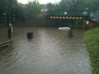 Southend Flood Claims