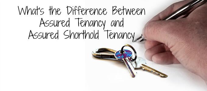 Assured vs Assured Shorthold