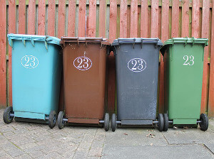 Public Liability Insurance for Domestic Wheelie Bin Cleaning