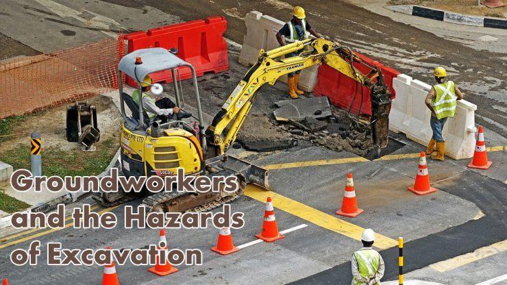 Groundworkers Excavation