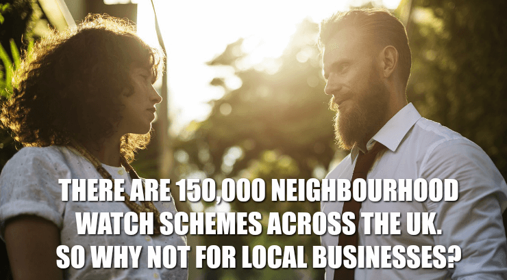 Get to know local businesses within your vicinity
