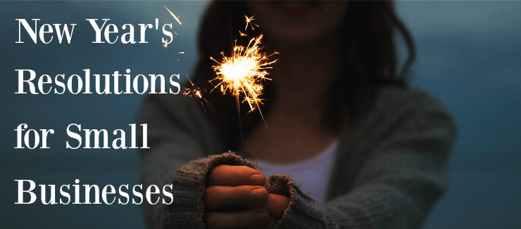 Small Business New Years Resolution