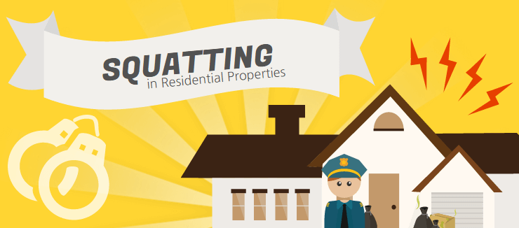 Landlord's Guide to Squatters in Unoccupied Property 3