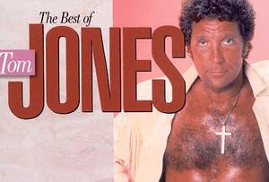 Tom Jones Chest Hair