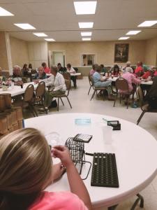 Bingo Family Night