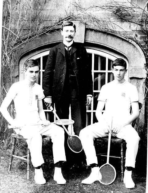 Tylor 1906 Racquets Pair