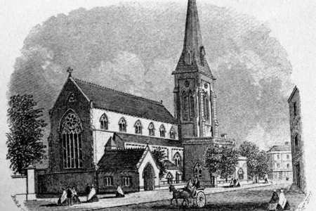 St Judes Church Southsea 1800s