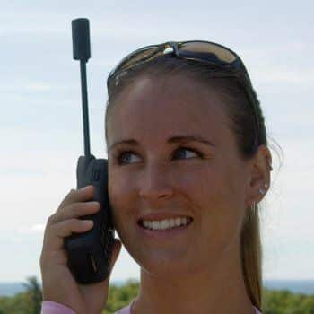 Iridium 9555 Satellite Phone-4