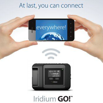 Iridium GO Satellite WiFi HotSpot-4